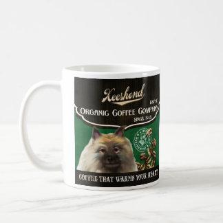 Keeshond Brand – Organic Coffee Company Coffee Mug
