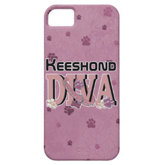 Keeshond DIVA iPhone 5 Case