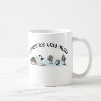 Keeshond Fan Club Coffee Mug