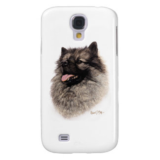 Keeshond Galaxy S4 Case