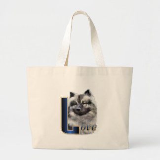 Keeshond Gifts Tote Bags