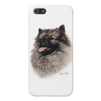 Keeshond iPhone 5/5S Covers
