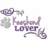 Keeshond Lover Hoody