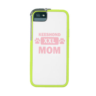 Keeshond Mom iPhone 5/5S Case