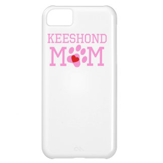 Keeshond Mom iPhone 5C Cover