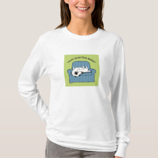 "Keeshond ""Non-Sporting Breed"" T-Shirt"
