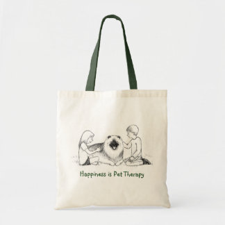 Keeshond Pet Therapy Bags