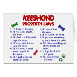 KEESHOND Property Laws 2 Cards