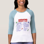 KEESHOND Property Laws 2 T Shirts