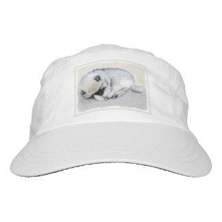 Keeshond Puppy (Sleeping) Hat