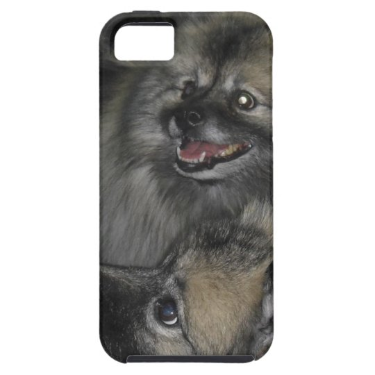 Keeshonds iPhone Case