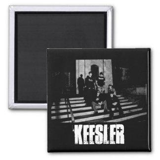 Keesler Square Magnet