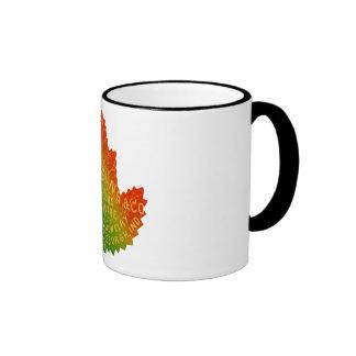 Keesling Leaf Ad Coffee Mug