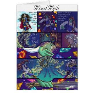 Keeva's Sword Card
