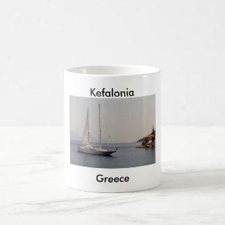 Kefalonia Classic White Coffee Mug