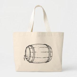 keg-312309 large tote bag