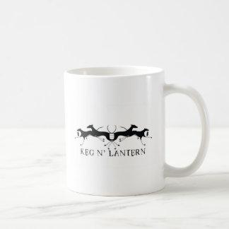Keg and Lantern Coffee Mug