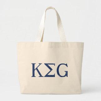 keg letters drinking tshirt jumbo tote bag