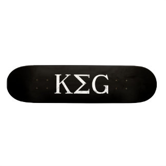 keg letters drinking tshirt skate deck