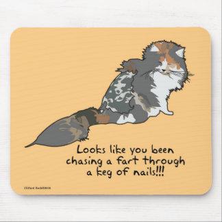 keg of nails mouse pad