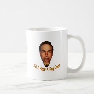 Keg Open Coffee Mug