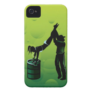 Keg Stand Champion iPhone 4 Case