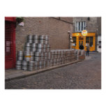 Kegs of Dublin Print