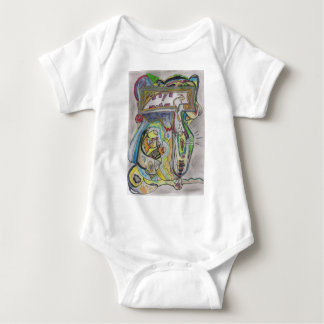 Kei Baby Bodysuit