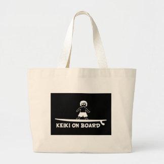 Keiki a bordo .JPG Bolsas