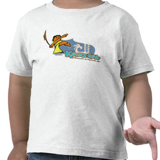 Keiki Koa 2 a todo color Camiseta