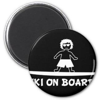 Keiki On Board.JPG 2 Inch Round Magnet