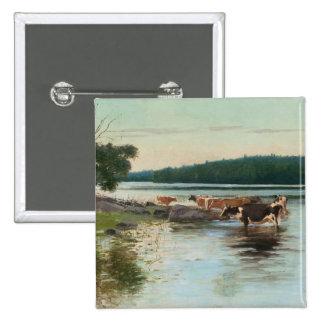 Keinänen's Lake View button