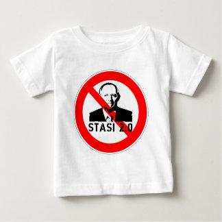 Keine Stasi 2.0 Baby T-Shirt