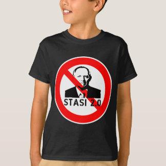 Keine Stasi 2,0 Poleras