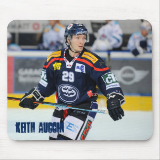 Keith Aucoin Mouse Pad