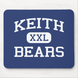 Keith - Bears - Middle - Orrville Alabama Mouse Pad