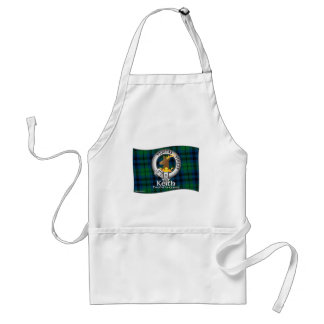 Keith Clan Adult Apron