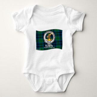 Keith Clan Baby Bodysuit