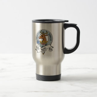 Keith Clan Badge Mugs