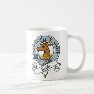 Keith Clan Badge Coffee Mug