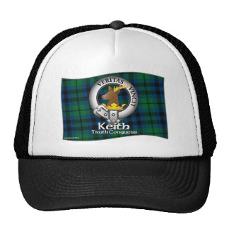 Keith Clan Hats
