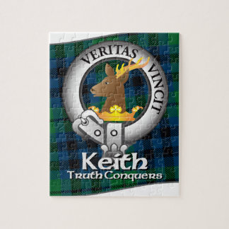 Keith Clan Jigsaw Puzzle