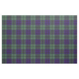 Keith clan Plaid Scottish tartan Fabric