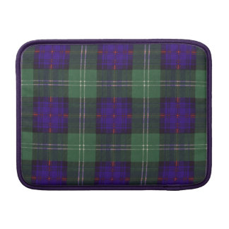 Keith clan Plaid Scottish tartan MacBook Air Sleeve