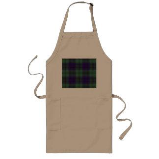 Keith clan Plaid Scottish tartan Long Apron