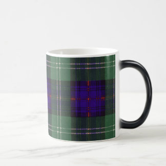 Keith clan Plaid Scottish tartan Magic Mug