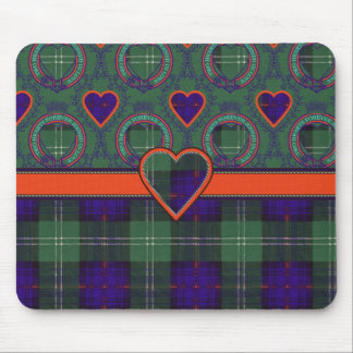 Keith clan Plaid Scottish tartan Mouse Pad