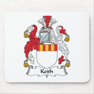 Keith Family Crest Mouse Pad
