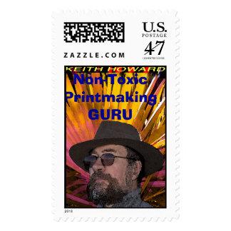 Keith Howard - Customized Postage