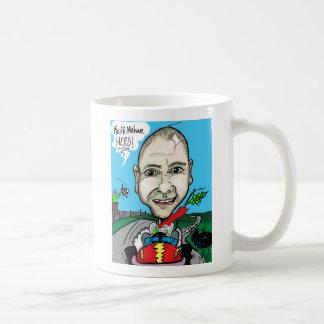Keith Mahar 2012 Mental Health Hero Cartoon-A-Thon Coffee Mug